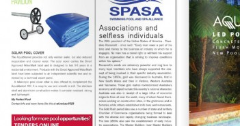 Pool and Spa Magazine