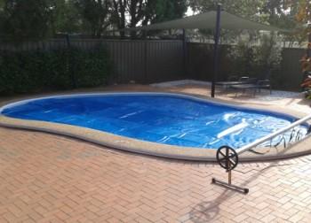 Swimming Pool Blanket