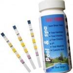pool strip test kit 4-way