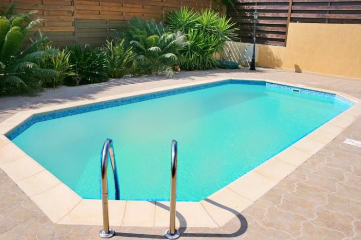 milky swimming pool
