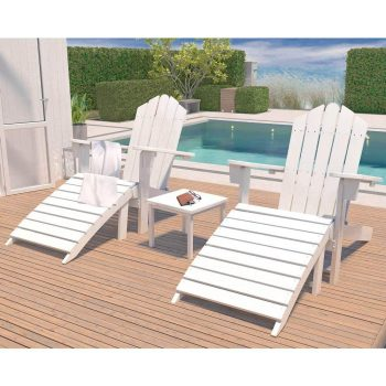 Cape Cod Chair and Table Set