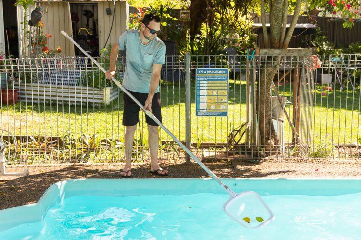skimming-the-pool