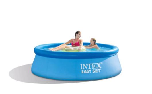 Intex 8ft X 30in Easy Set Pool Review