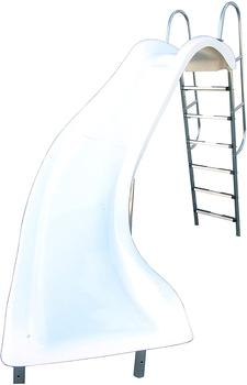 FibroPool swimming pool slide