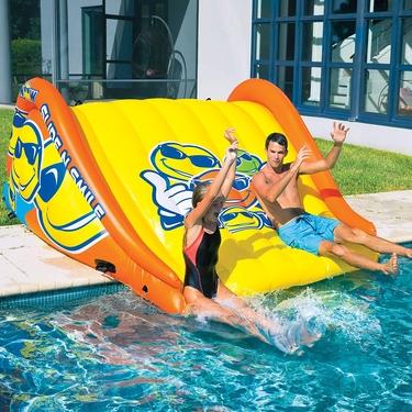 wow watersports pool slide