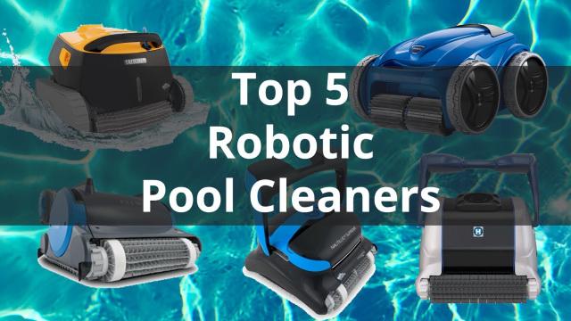 five-best-robotic-pool-vacuum-cleaners