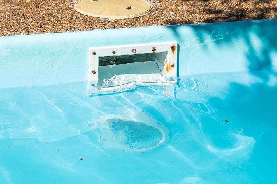 pool skimmer