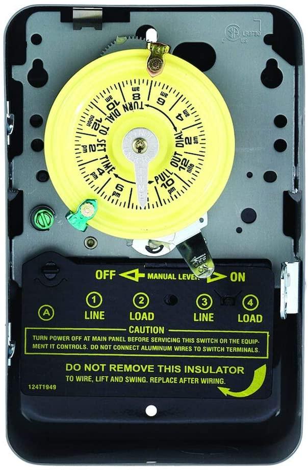 Intermatic T104 Electromechanical Timer