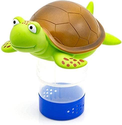 WWD POOL Premium Animal Floating Pool Chlorine Dispenser