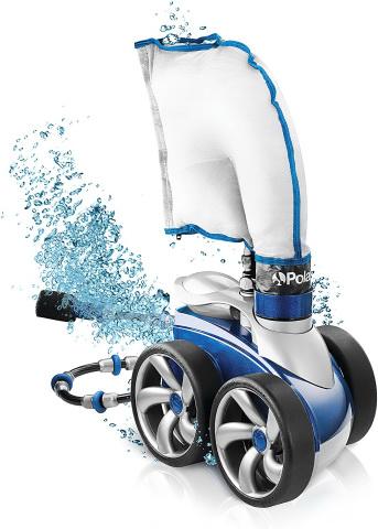 Zodiac F6 Vac Sweep Pro 3900 Sport Pressure Inground Pool Cleaner