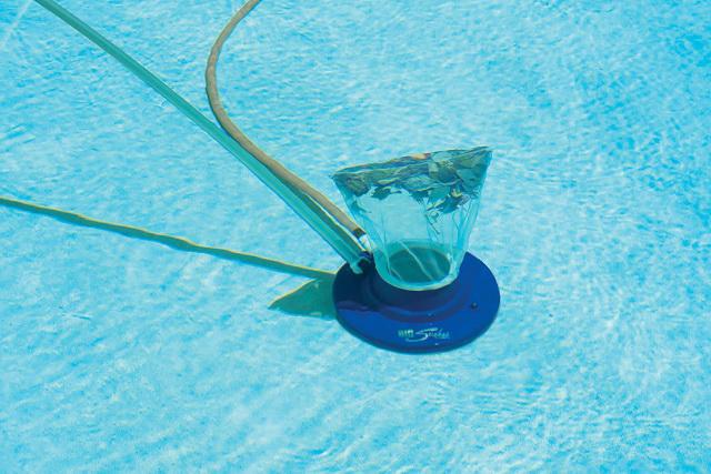 Poolmaster 28300 Big Sucker Swimming Pool Leaf Vacuum