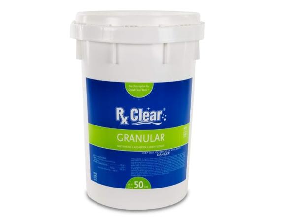 Rx Clear Dichlor Chlorine