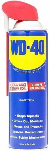 WD-40 Multi Use Lubricant