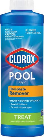 Clorox Pool&Spa 55232CLX Phosphate Remover