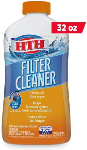 HTH 67025 Filter Cleaner