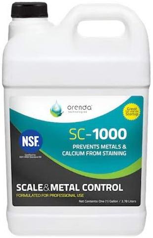 Orenda SC-1000-GAL Scale Control and Metal Chelant
