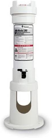 Pentair automatic bromine feeder