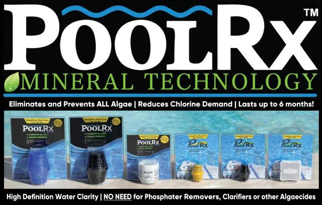 Pool RX 101066 Algaecide Treats