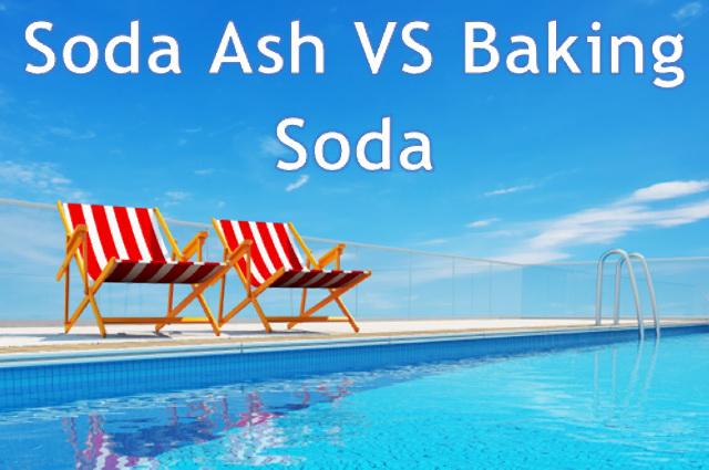Soda Ash vs Baking Soda